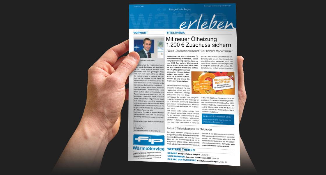 Newsletter Fip
