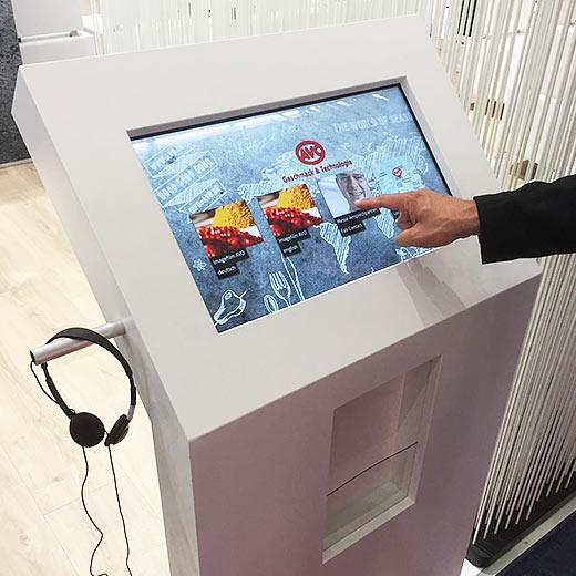 AVO Touchscreen