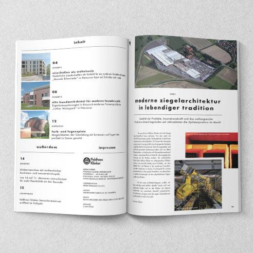 Feldhaus Architekturmagazin